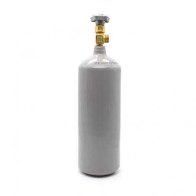 Баллон углекислотный 4 литра (Серый)