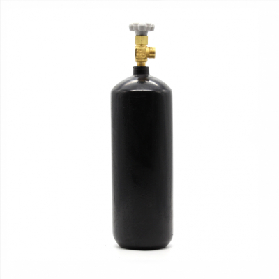 Баллон углекислотный 4 литра (Черный)