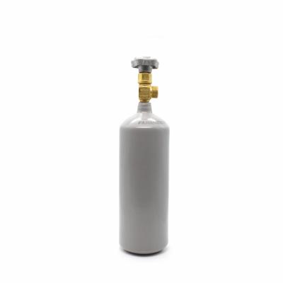 Баллон углекислотный 2 литра (Серый)
