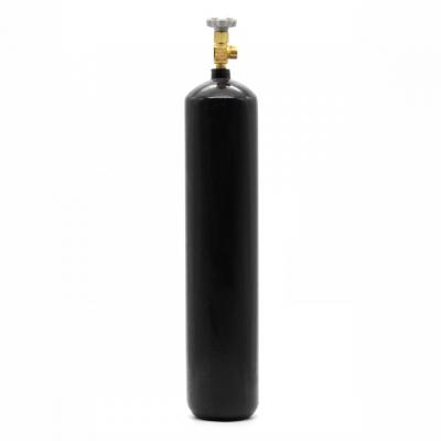 Баллон углекислотный 10 литров (Черный)