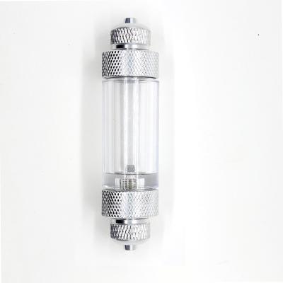 Счетчик пузырьков с обратным клапаном (Трубка-Трубка)