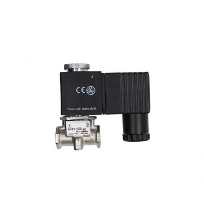 Магнитный клапан с электро-пневматическим минираспределителем